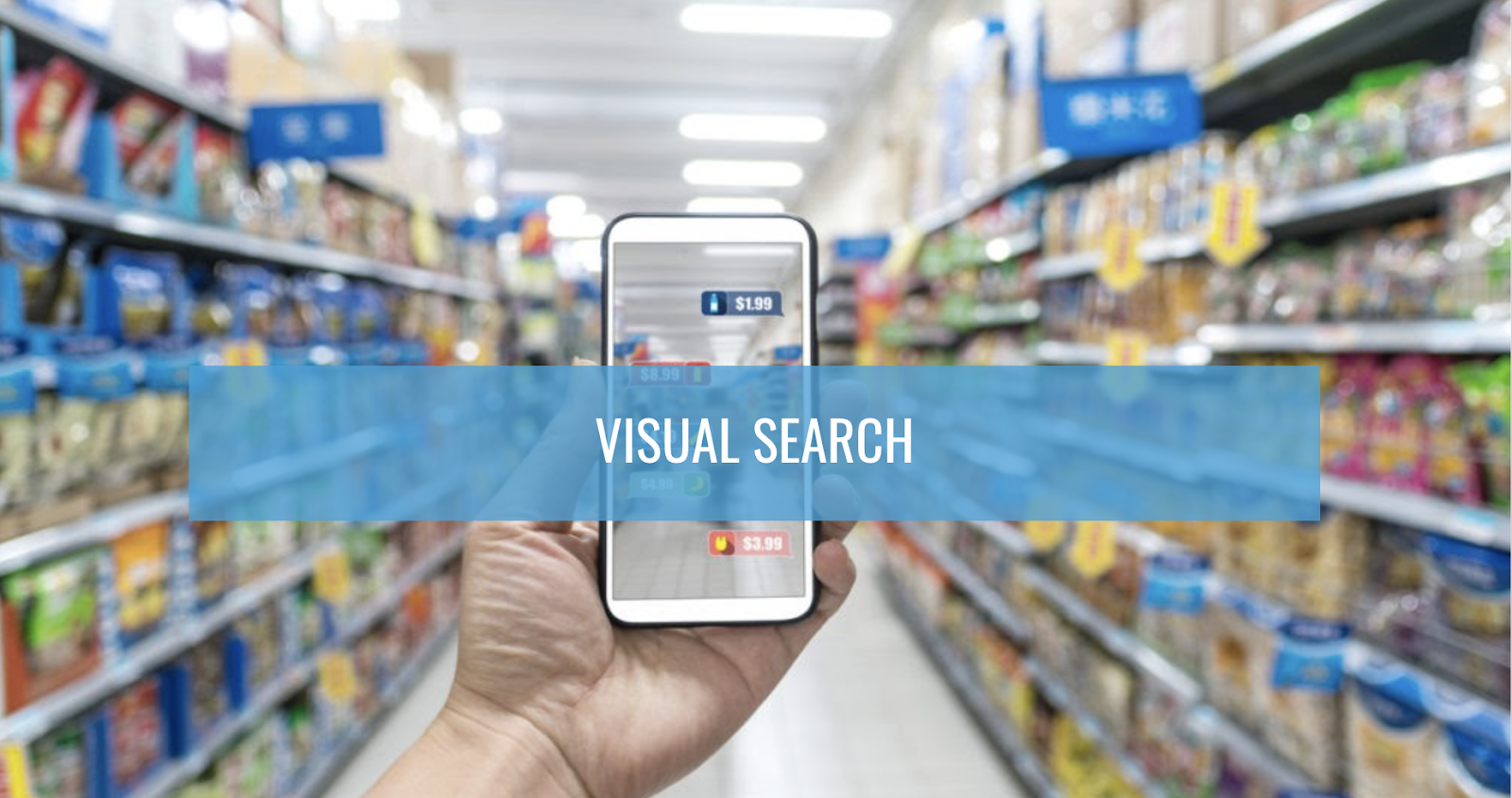 AI for eCommerce: How to use Visual Search